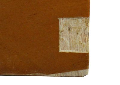 Console Jaime Tressera-Lacune placage