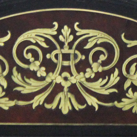Pendule Religieuse signée Merville à Caen