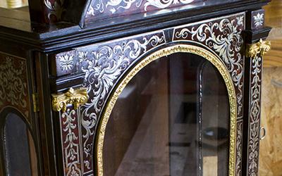 Pendule Religieuse signée Thuret à Paris
