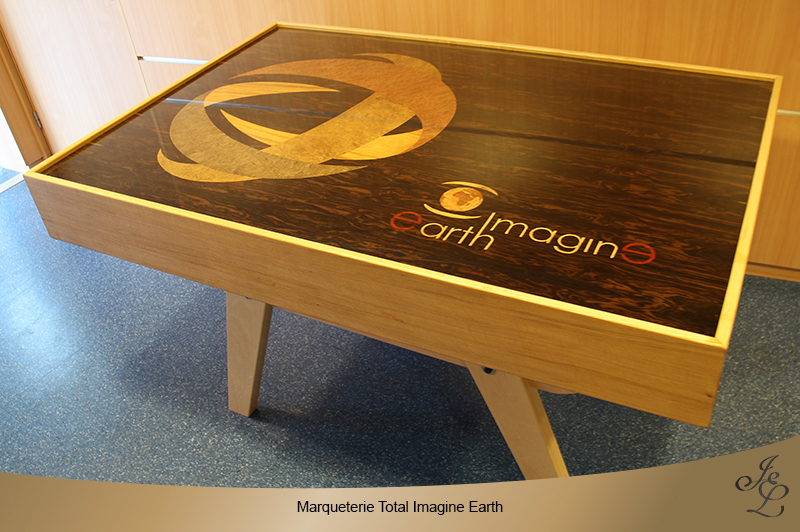 Marqueterie Total Imagine Earth